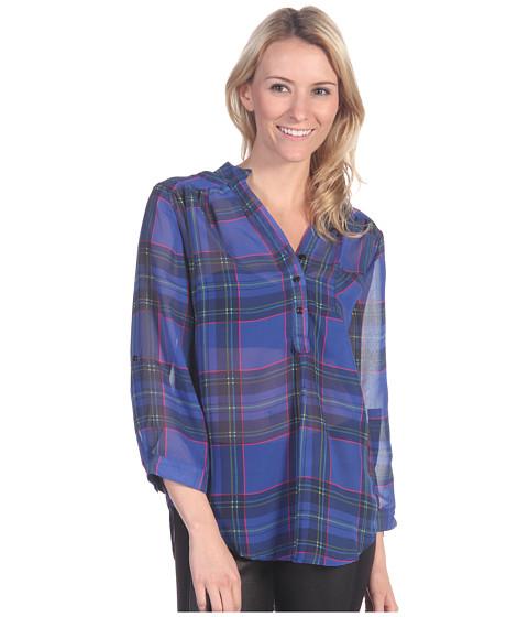 Bluze Gabriella Rocha - Leanah Top - Royal