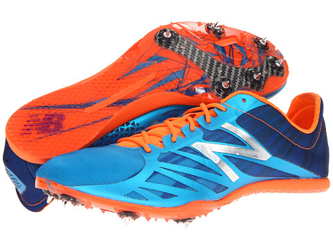 Adidasi New Balance - MMD800V2 - Blue/Orange