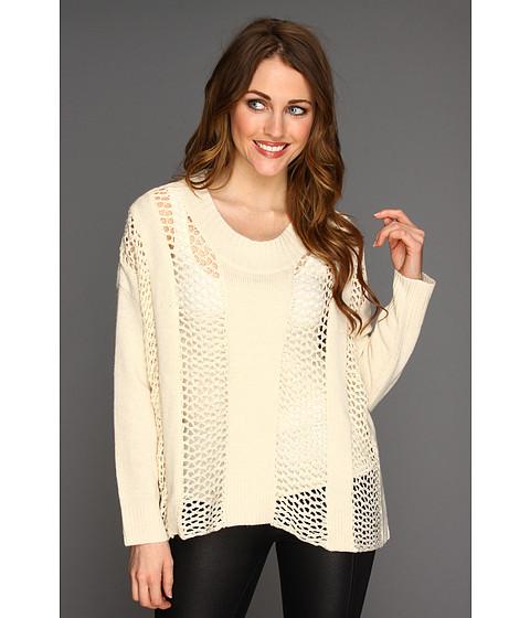 Bluze Type Z - Trenzi Sweater - Cream