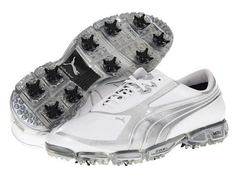 Adidasi PUMA - Amp Cell Fusion - White/Puma Silver