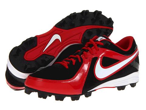 Adidasi Nike - MVP Keystone Low - Black/White/Varsity Red