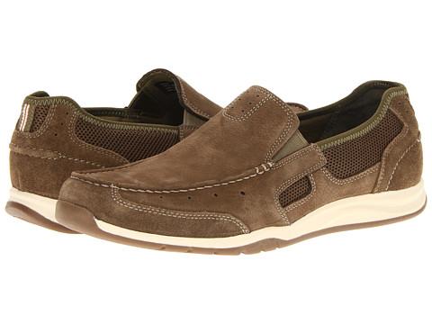 Pantofi Clarks - Armada Spanish - Olive Nubuck