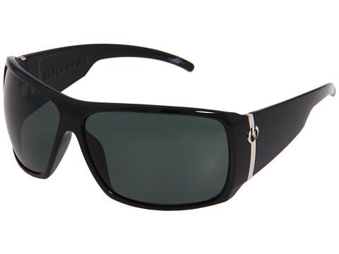 Ochelari Electric Eyewear - Big Beat Polarized - Gloss Black/Grey Polarized