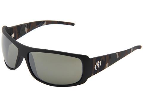 Ochelari Electric Eyewear - Charge XL - Jungle/Melanin Grey Silver Chrome
