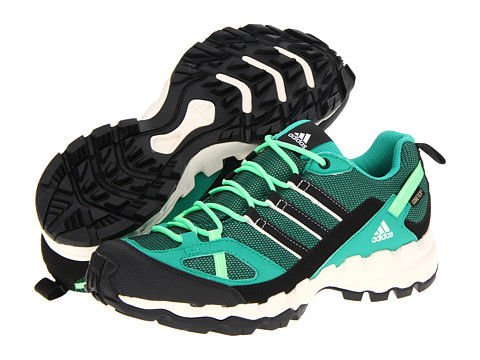 Adidasi adidas - AX 1 GTXî - Grey Rock/Black/Blaze Green