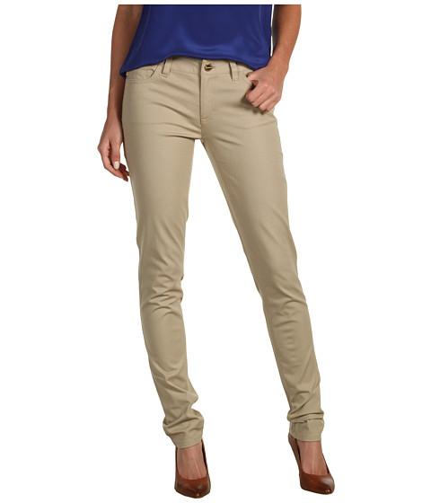 Pantaloni Michael Kors - Five Pocket Skinny Pant - Khaki