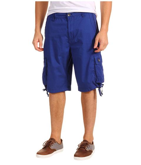 Pantaloni ECKO - Lightweight Twill Cargo Short - Blue Suede