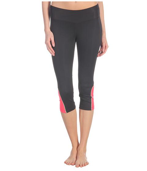 Pantaloni New Balance - Colorblock Capri - Diva Pink