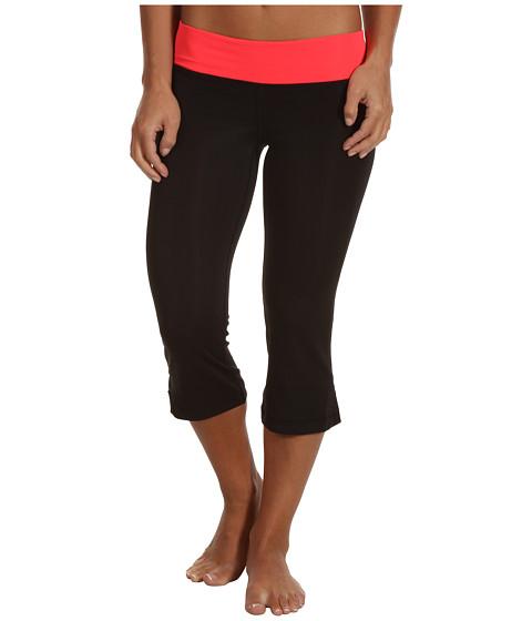 Pantaloni New Balance - Split Leg Capri - Diva Pink