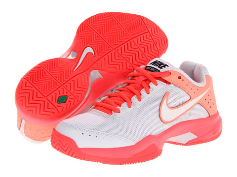 Adidasi Nike - Air Cage Court - Atomic Pink/Geyser Grey/Atomic Red/White