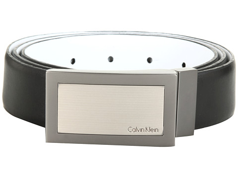 Curele Calvin Klein - 32MM Reversible Belt - Black/White