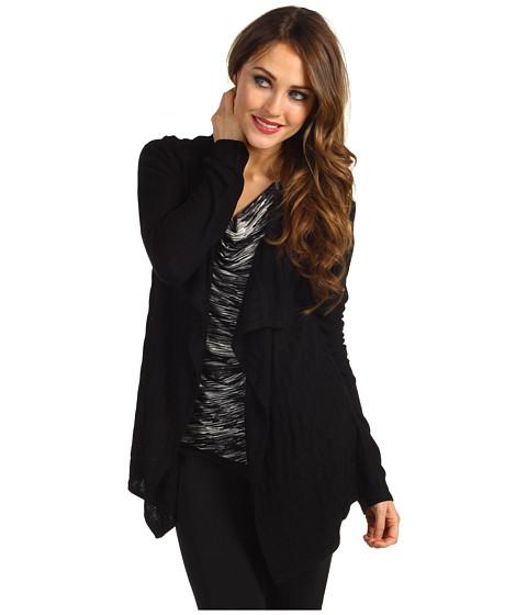 Tricouri Calvin Klein - Flyaway Sweater - Black