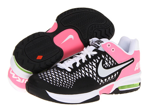 Adidasi Nike - Air Max Cage - Black/Polarized Pink/White/Pure Platinum