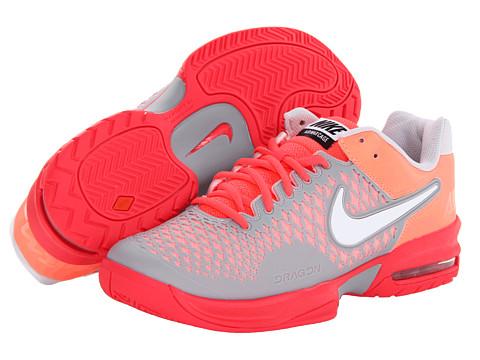 Adidasi Nike - Air Max Cage - Atomic Pink/Atomic Red/Geyser Grey/White