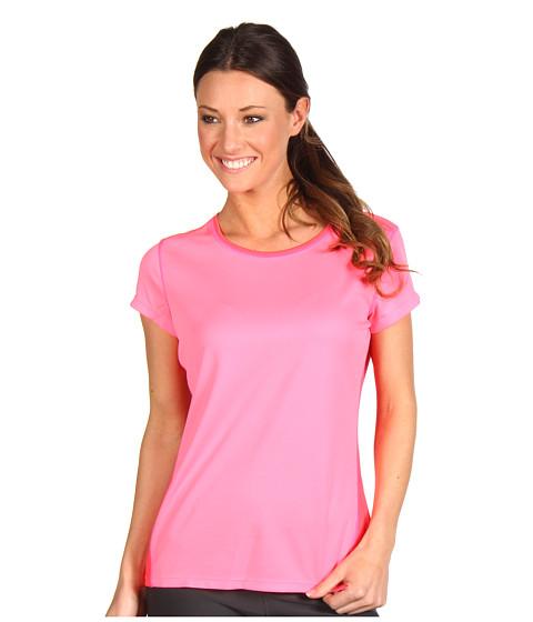 Tricouri New Balance - Get Running Short Sleeve - Diva Pink