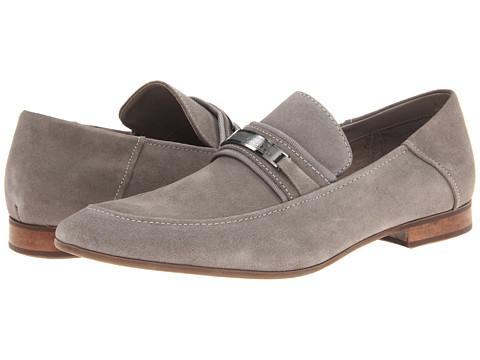 Pantofi Calvin Klein - Iden - Cement Suede