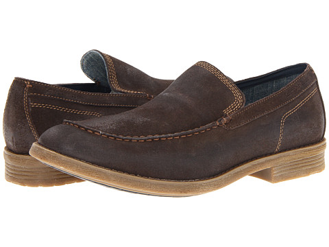 Pantofi Calvin Klein - Val - Oak Suede