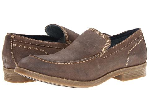 Pantofi Calvin Klein - Val - Taupe Suede