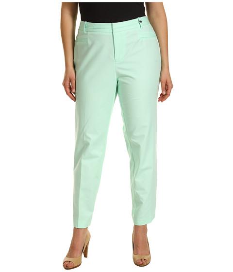 Pantaloni Calvin Klein - Plus Size Slim Pant - Opal