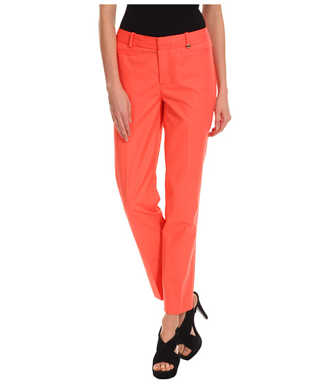 Pantaloni Calvin Klein - Slim Pant - Porcelain Rose