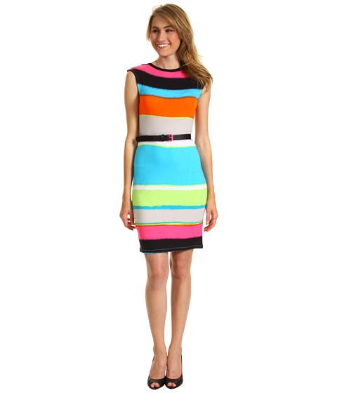 Rochii Calvin Klein - Rayon Span Dress - Multi