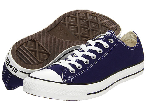 Adidasi Converse - Chuck Taylorî All Starî Seasonal Ox - Blue Ribbon