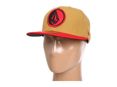 Sepci Volcom - NEâ⢠59Fifty One Eighty Fitted Hat - Khaki