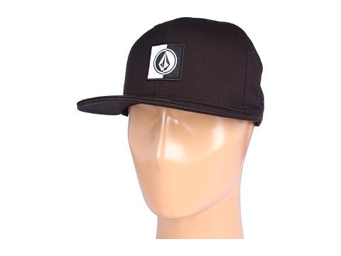 Sepci Volcom - NEâ⢠9Fifity Embrace Hat - Tinted Black