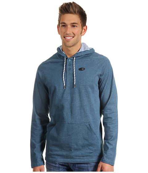 Bluze ONeill - John John Clockwork Hooded Shirt - Heather Legion Blue