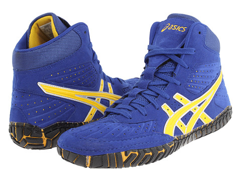 Adidasi ASICS - Aggressorâ⢠- Royal/Gold