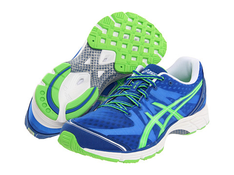Adidasi ASICS - GEL-DS Racerî 9 - Blue/Neon Green/White