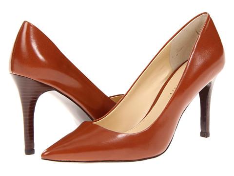 Pantofi LAUREN Ralph Lauren - Adena - Polo Tan