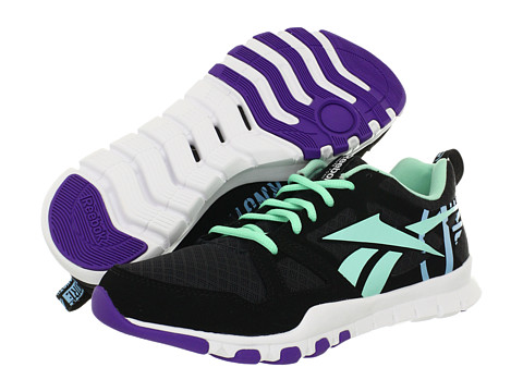 Adidasi Reebok - SubLite Train 1.0 - Gravel/Black/Hint Mint/Watery Blue/White/Prospect Purple