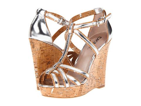 Sandale DKNY - Linda - Silver Leather