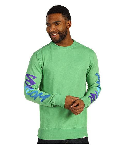 Bluze Volcom - Radikal Fleece - Green Spray