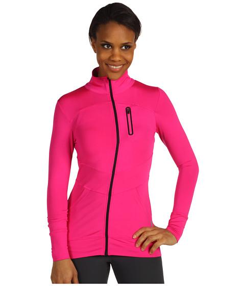 Bluze ASICS - Quinn Jacket - Pink Glo