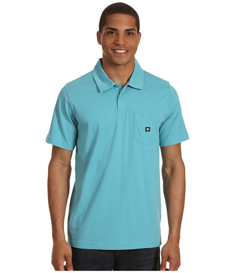 Tricouri DC - Chomper Polo Shirt - Monogram Black