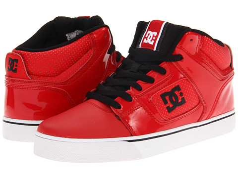 Adidasi DC - Alumni MID - Athletic Red/Black