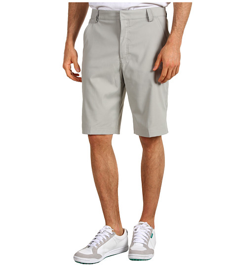Pantaloni PUMA - Golf Tech Short \13 - Limestone Gray