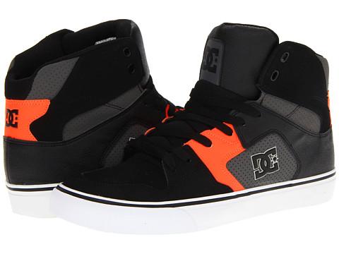 Adidasi DC - Pro Spec 3.0 VLC - Black/Fluorescent Orange
