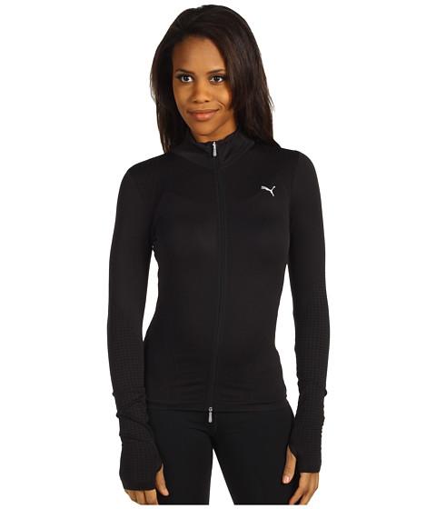 Bluze PUMA - TP Seamless Jacket - Black
