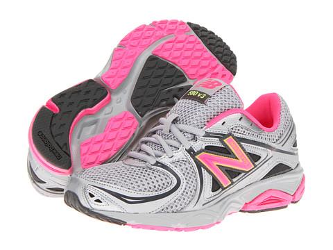 Adidasi New Balance - W580V3 - Silver/Pink