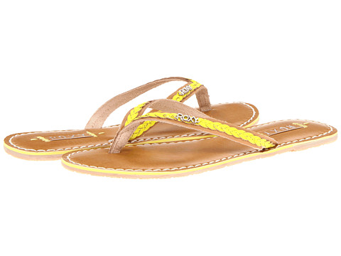 Sandale Roxy - Beignet - Yellow