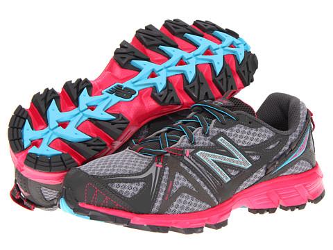 Adidasi New Balance - WT610V2 - Grey/Pink