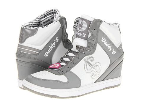 Adidasi SKECHERS - Daddy\s Money - Gimme Moolah - Grey/White