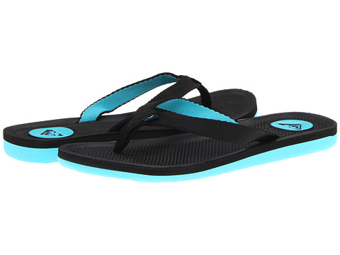 Sandale Roxy - Sea Breeze - Black/Turquoise