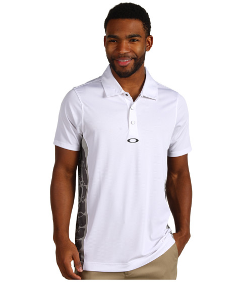 Tricouri Oakley - Side Door Polo Shirt - White
