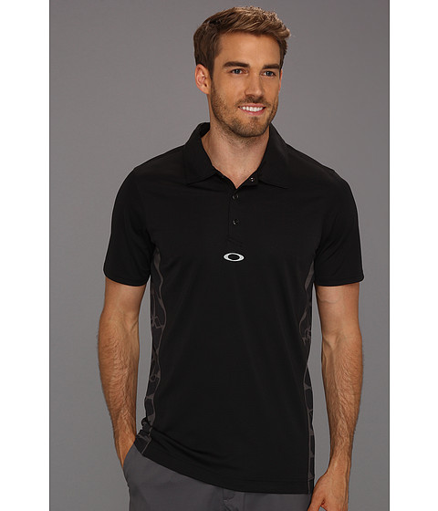 Tricouri Oakley - Side Door Polo Shirt - Black
