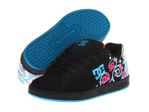 Adidasi DC - Pixie Cherry W - Black/Turquoise