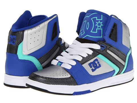 Adidasi DC - Stance HI W - Black/Dazzling Blue